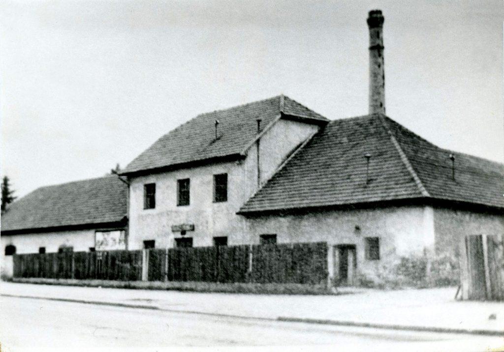 Pálenica v Martine, 50te roky